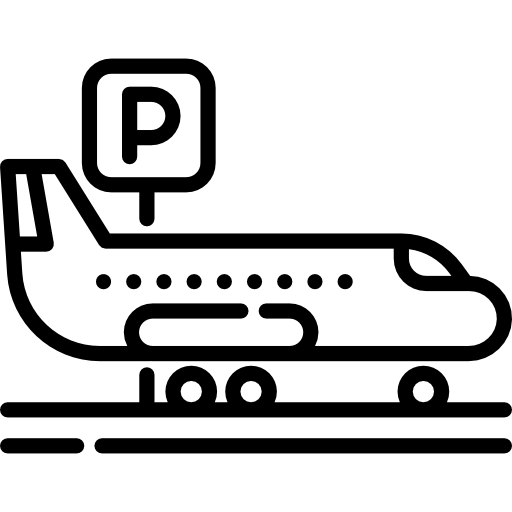 Aircraft parking & airport slot coordination