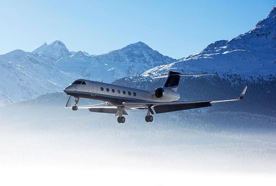 Overflight and landing permits