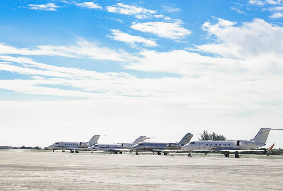 Parking & airport slot coordination