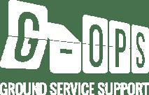 Logo Gops blanc